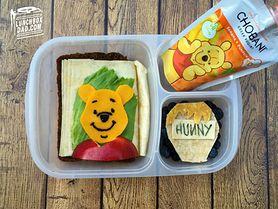 Bajkowe lunch boxy dla dziecka