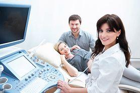 Trzecie badanie prenatalne w ostatnim trymestrze ciąży
