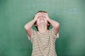 Gdy dziecko nie chce chodzić do szkoły