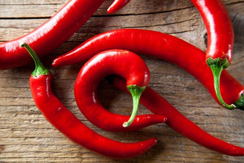 Chili pomaga zwalczyć bóle reumatyczne, gardła i głowy