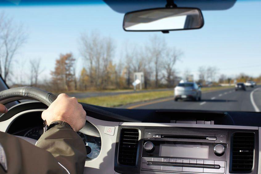 Błędy podczas jazdy, zagrażające zdrowiu i życiu