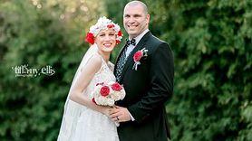 Lekarze radzili, żeby z powodu choroby przesunęła ślub. Nie posłuchała (WIDEO)