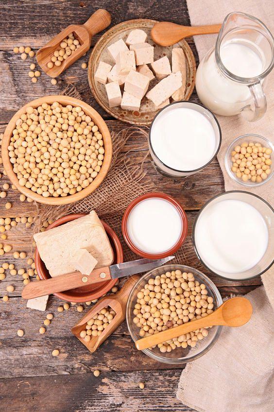 Tofu zawiera dużo DHA