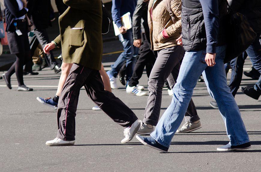 Chodzenie na zdrowie
