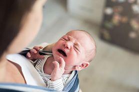 Drgawki u niemowląt