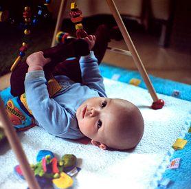 Ćwiczenia dla niemowląt