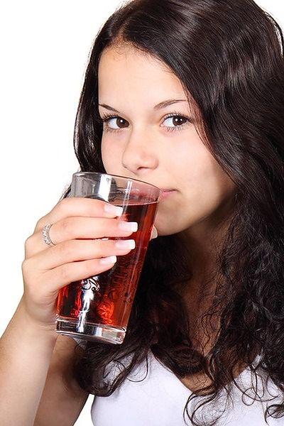 Przed snem nie pij dużo