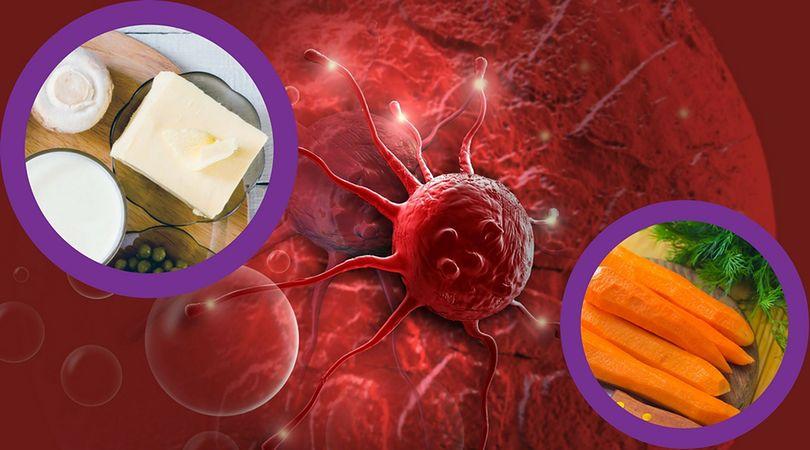 Witaminy obniżają ryzyko wystąpienia raka. Co należy włączyć do diety oraz jakich nowotworów można uniknąć?