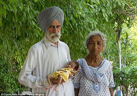 Urodziła dziecko w wieku 72 lat. Opowiada o trudach macierzyństwa