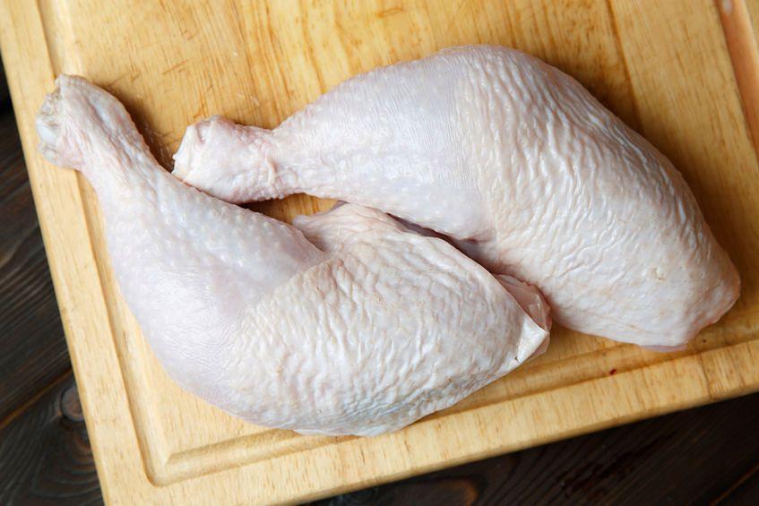 Kurczak ekologiczny jest zdrowszy od tego z supermarketu
