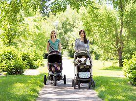 Jesteś matką i chcesz zrobić zakupy? Zostaw dziecko w wózku przed sklepem