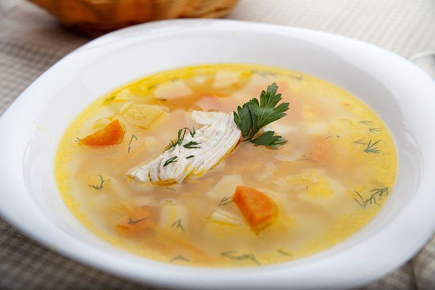 Rosół to jedna z najzdrowszych zup