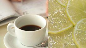 Kawa z cytryną. Sprawdź, na co może pomóc (WIDEO)