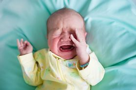 Bolesne odparzenia u niemowląt