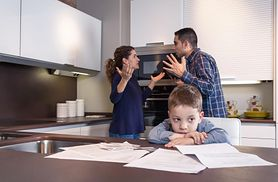 Jak powiadomić dziecko o rozstaniu? (WIDEO)
