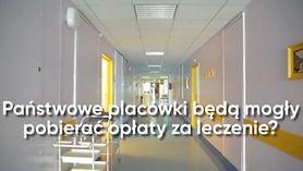 Publiczny szpital przyjmie prywatnie. Nowy pomysł PiS na służbę zdrowia (WIDEO)