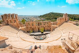 Teatr grecki - najważniejsze informacje i przedstawiciele