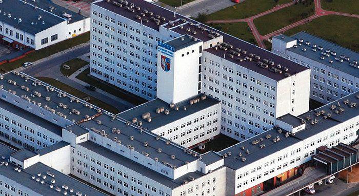 Szpital Powiatowy w Chrzanowie - 760.8 pkt.