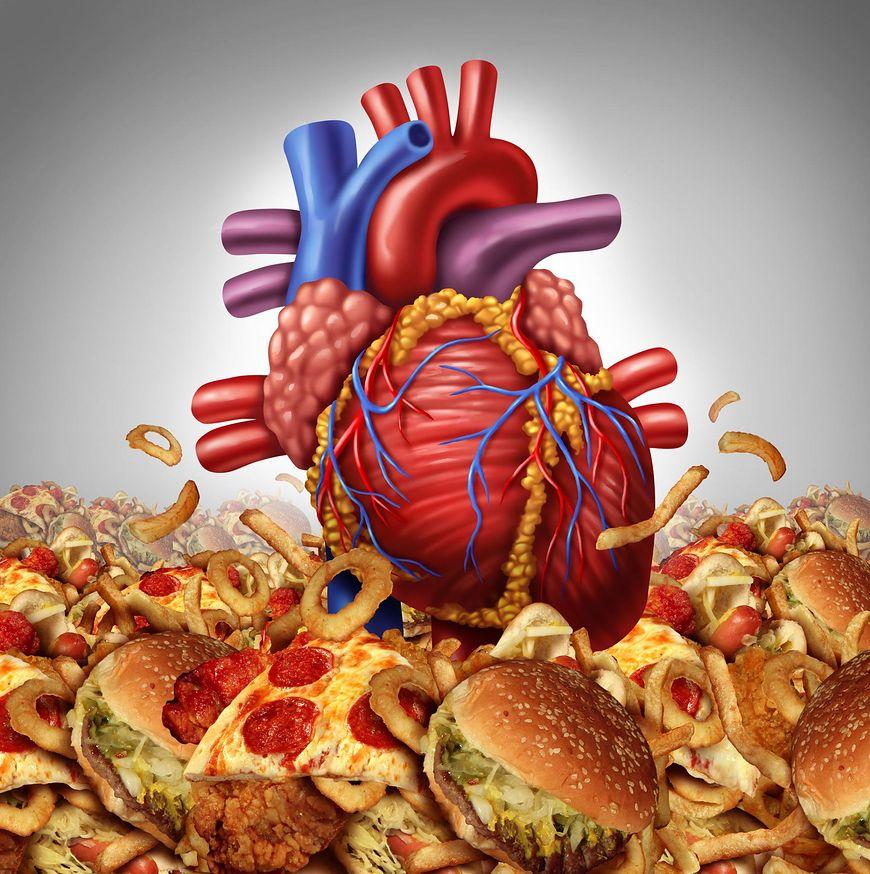 Tłuszcze nasycone nie powodują chorób serca