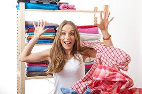 Jak zorganizować szafę w 45 minut?