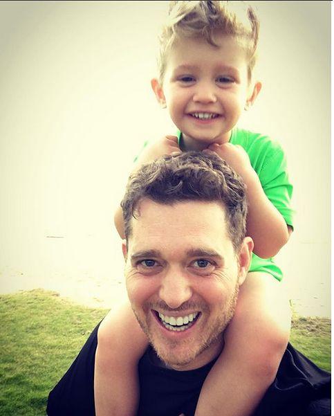 Michael Buble odwołał trasę koncertową, żeby być synem