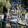 """Koronawirus w Polsce. Prof. Horban: """"Wizyty na cmentarzach najlepiej rozłożyć w czasie"""" (WIDEO)"""