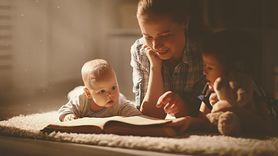 Czytanie książek a rozwój małego dziecka