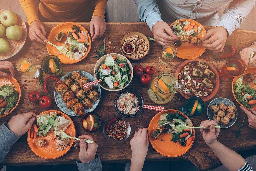 Dieta powinna być urozmaicona. [123rf.com]