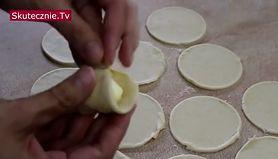 Pierogi z serem na słodko (WIDEO)