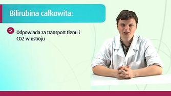 Badania krwi - bilirubina (WIDEO)