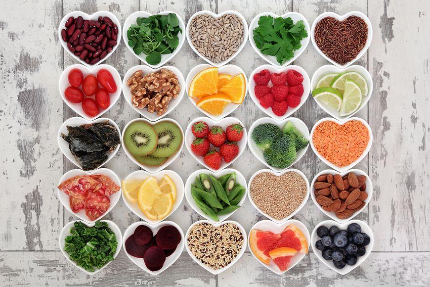 Wpływ diety na zdrowie serce