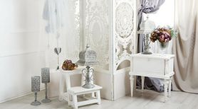 Parawan dekoracyjny - niebanalne rozwiązanie, które wzbogaci każde wnętrze