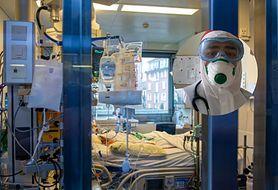 Dr T. Karauda: wielokrotnie decydowaliśmy, którego pacjenta podłączyć pod respirator (WIDEO)