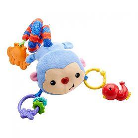 Weź udział w konkursie i wygraj małpkę zawieszkę