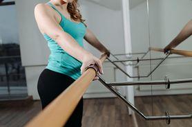 Barre - nowy hit w fitnessie (WIDEO)