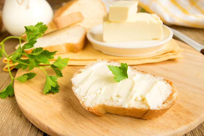Mit na temat masła obalony!
