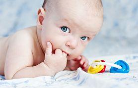 Ząbkowanie niemowlaka - jak działa bursztyn?