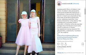 Martyna Wojciechowska pokazała drugą adoptowaną córkę