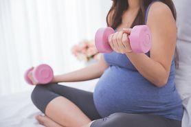 Ćwiczenia na kręgosłup w ciąży