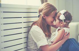Cuski pachnące mamą