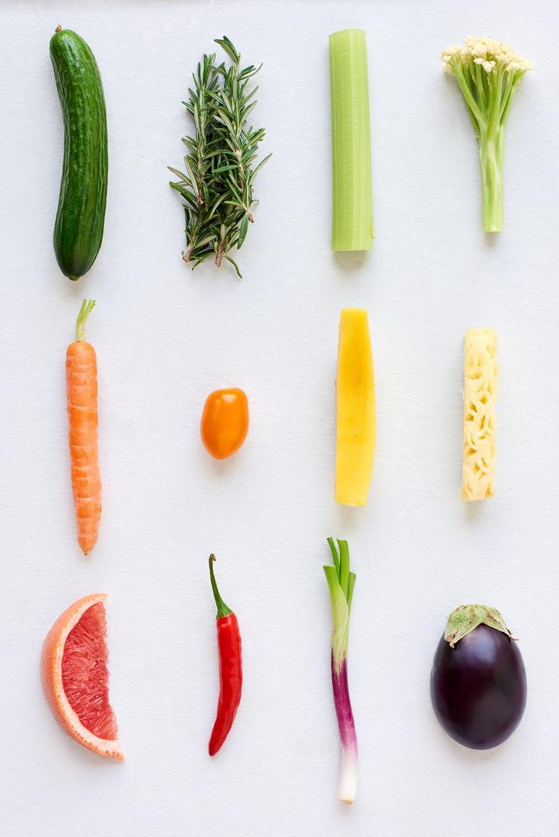 Produkty spożywcze, które spalają za ciebie tłuszcz