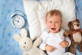 Co robić gdy niemowlę nie chce spać? (WIDEO)