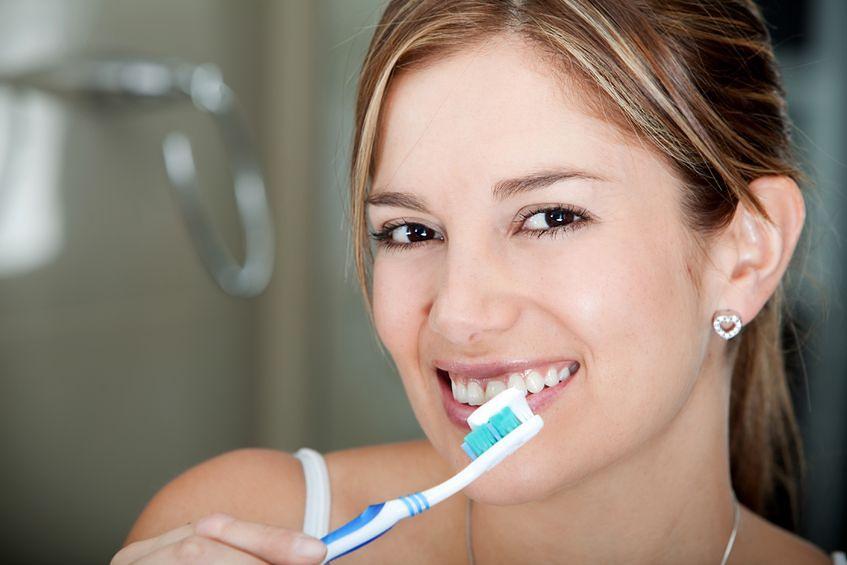 Mycie zębów nie jest proste
