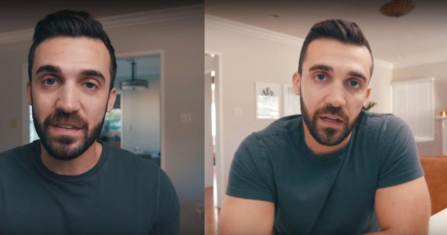 youtube.com Po miesiącu bez cukru w diecie, youtuber zyskał więcej energii i lepszą cerę