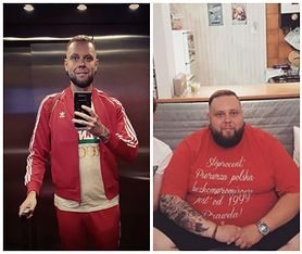 """""""Jestem panem swojego losu i ciała"""". Big Boy schudł 140 kg"""