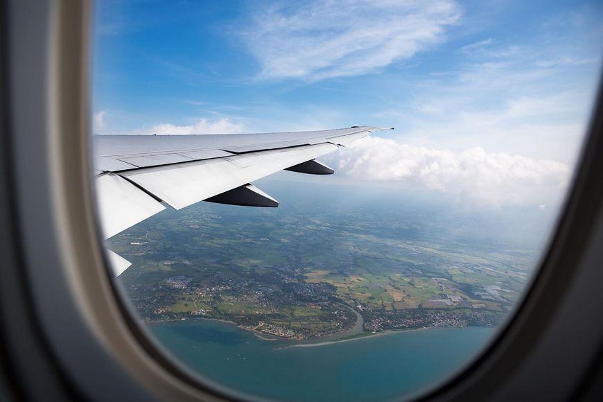 123RF Podróże samolotem mogą przyczyniać się do wielu chorób