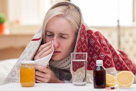 Błędy najczęściej popełniane w czasie przeziębienia