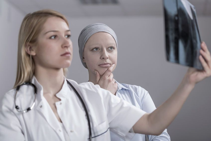Rak płuc - trudny przeciwnik