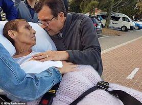 Kobieta umierała na raka. Miała tylko jedno marzenie