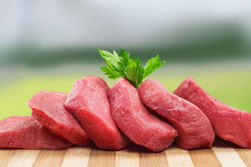 Mięso wołowe zamiast drobiowego